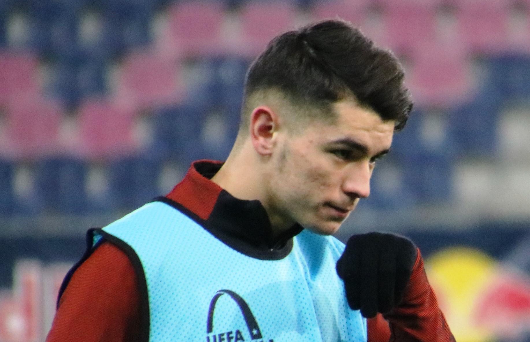 Milan, Brahim Díaz si avvicina |  Sport e Vai