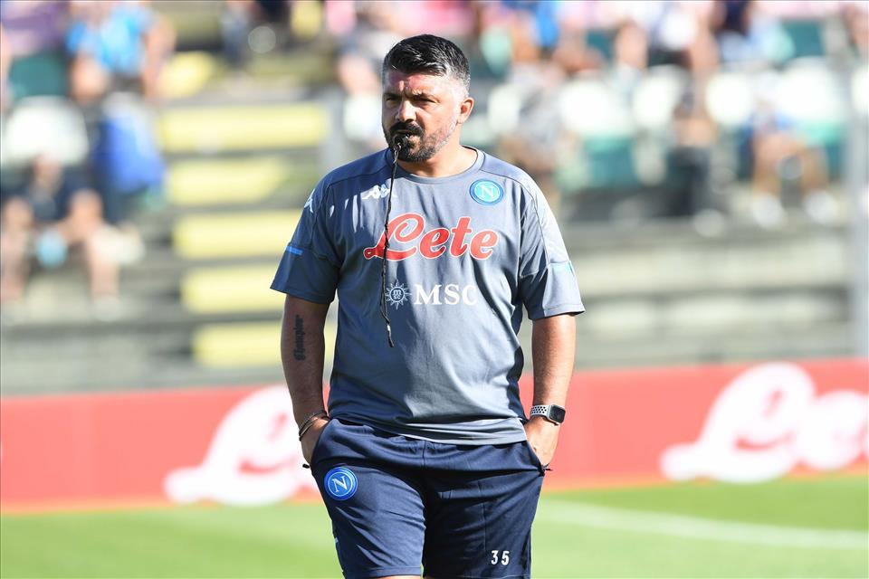 Gattuso ammette: Ho avuto paura del gol del portiere |  Sport e Vai