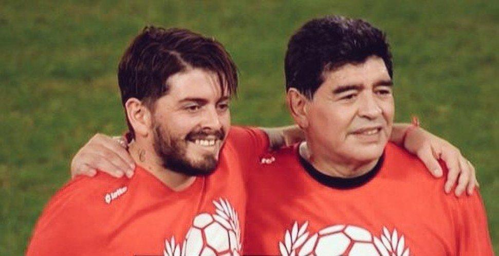 Sinagra, la mia verità con Maradona |  Sport e Vai
