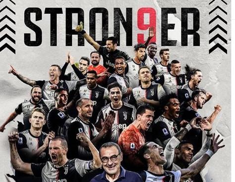 Non vuol proprio lasciare la Juve: Vinceremo ancora insieme |  Sport e Vai