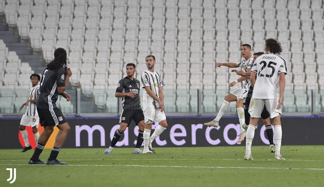 Juve-Lione, niente record di ascolti su Canale 5 |  Sport e Vai