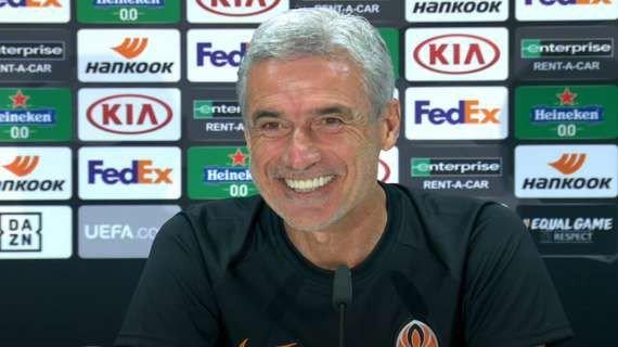 Allenatore Shakhtar: Sarà difficile anche per l'Inter |  Sport e Vai