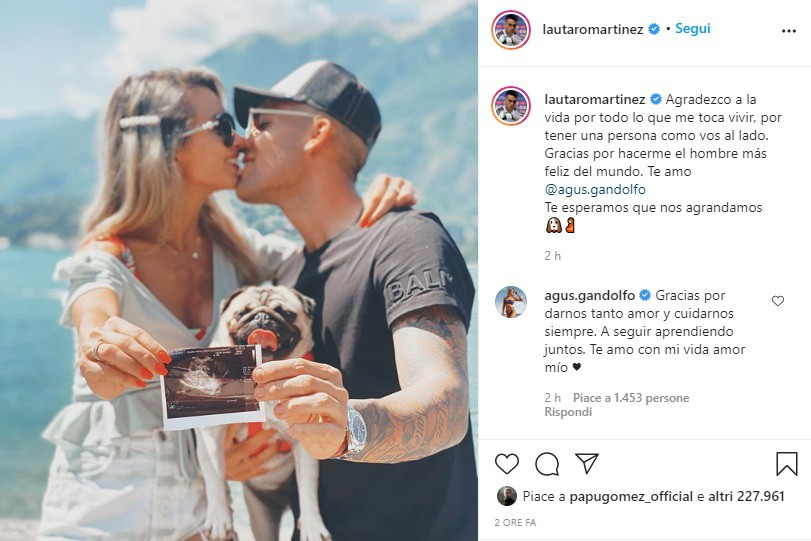 Inter, che notizia per Lautaro |  Sport e Vai