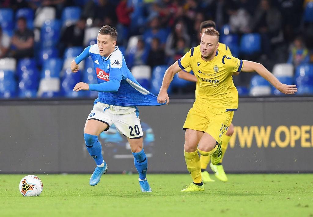 Asse caldo Verona-Napoli, dopo Rrahmani un altro arrivo? |  Sport e Vai