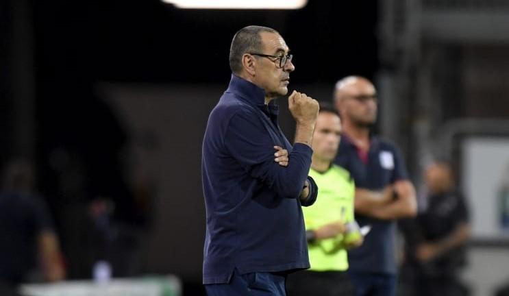Anche da giocatori Juve arriva like a notizia esonero Sarri |  Sport e Vai