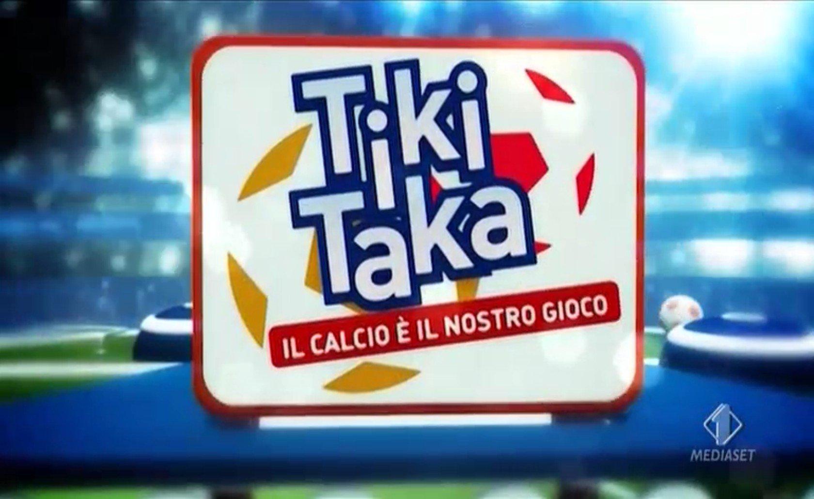 Tiki-Taka: Salta l'ospite più atteso, il retroscena |  Sport e Vai
