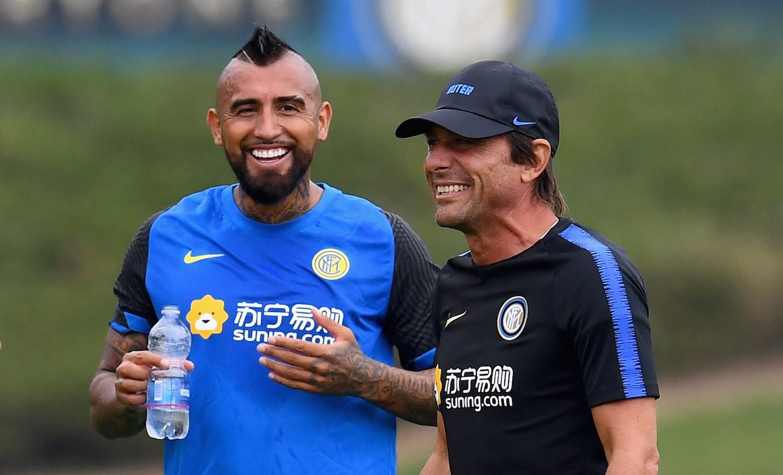 Verso il derby: Vidal aggiorna sulle sue condizioni |  Sport e Vai