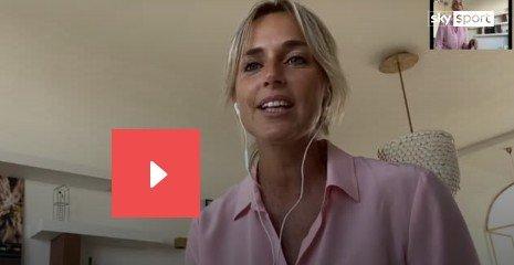 Anna Billò ha già convinto tutti sui social |  Sport e Vai