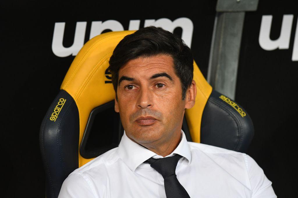 Roma, due buone notizie per Fonseca verso Napoli |  Sport e Vai