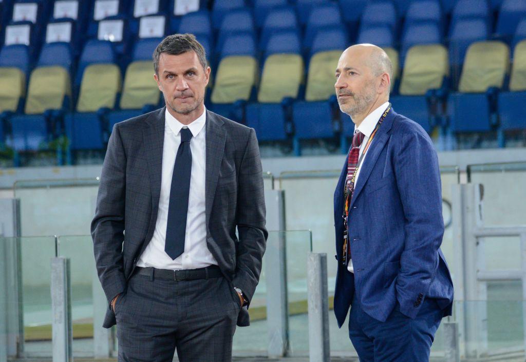 Maldini ammette: Sì, ci piace |  Sport e Vai