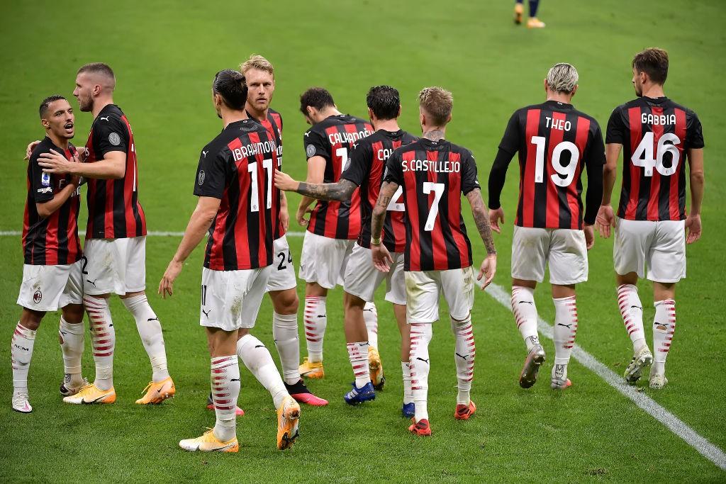 Milan, ecco la notizia più bella per Pioli in vista della sfida alla Roma |  Sport e Vai