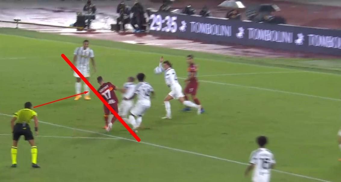 Marelli fa chiarezza su arbitraggio in Roma-Juve |  Sport e Vai