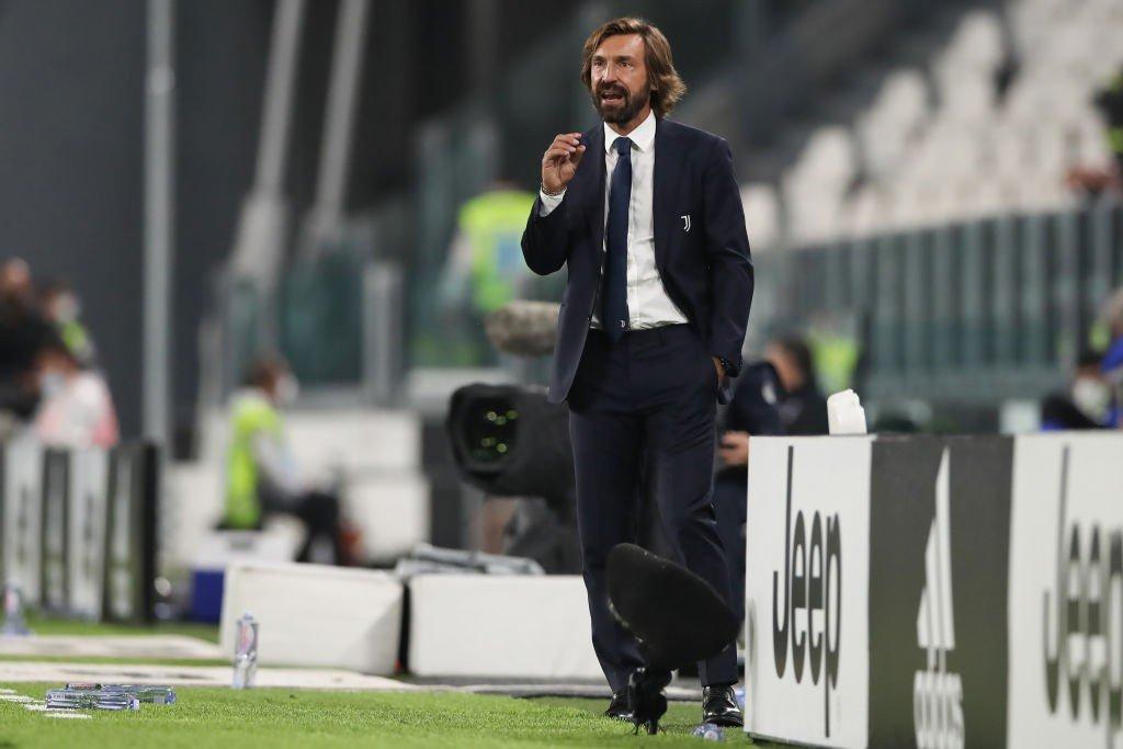 Juve, brutta notizia per Andrea Pirlo  |  Sport e Vai