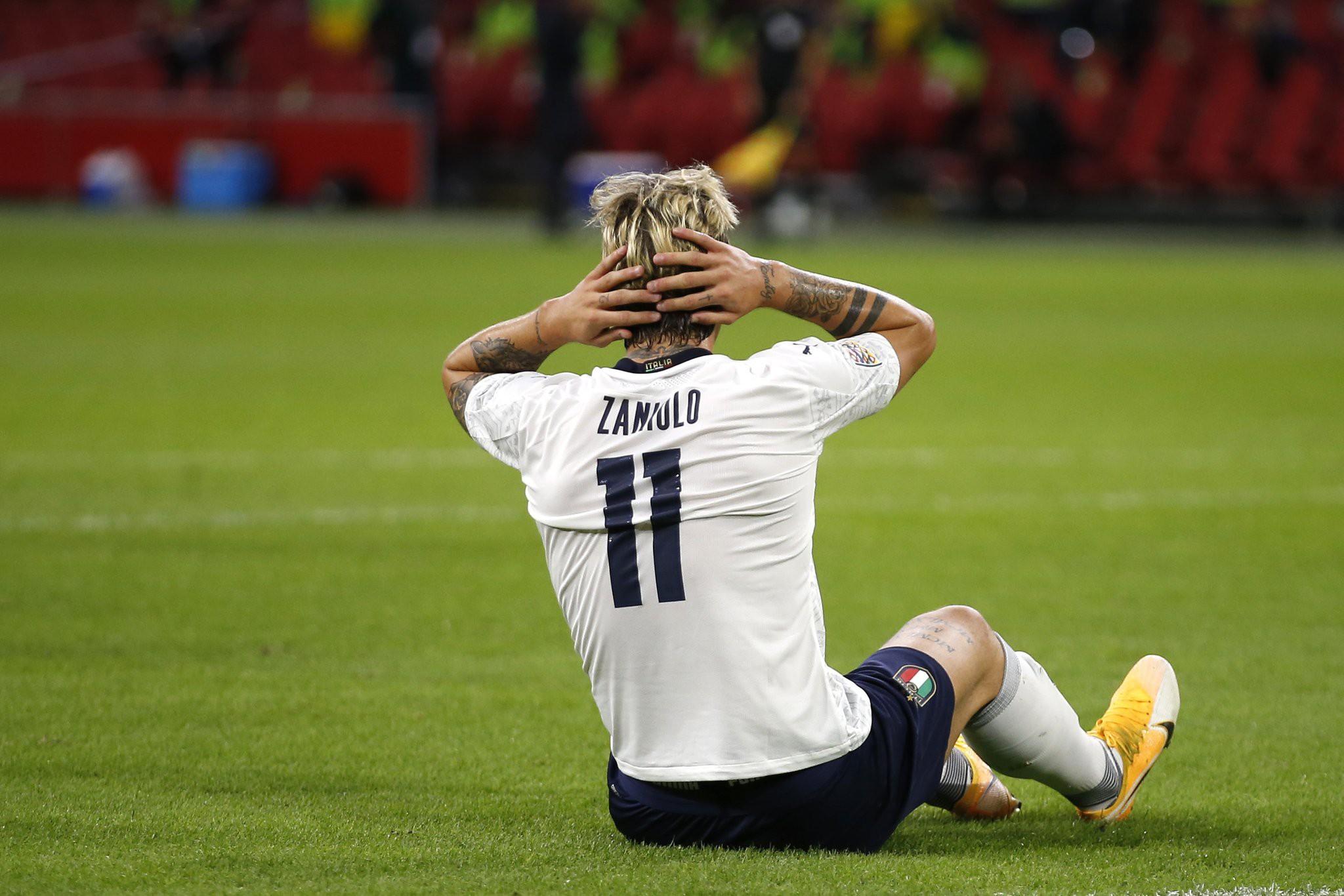 Roma, Zaniolo si confessa dopo l'infortunio: Voglio tornare in fretta |  Sport e Vai