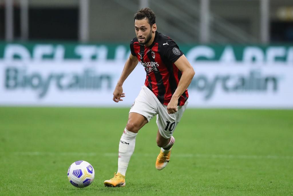 Milan, se Calha non rinnova, possibile big da Roma |  Sport e Vai