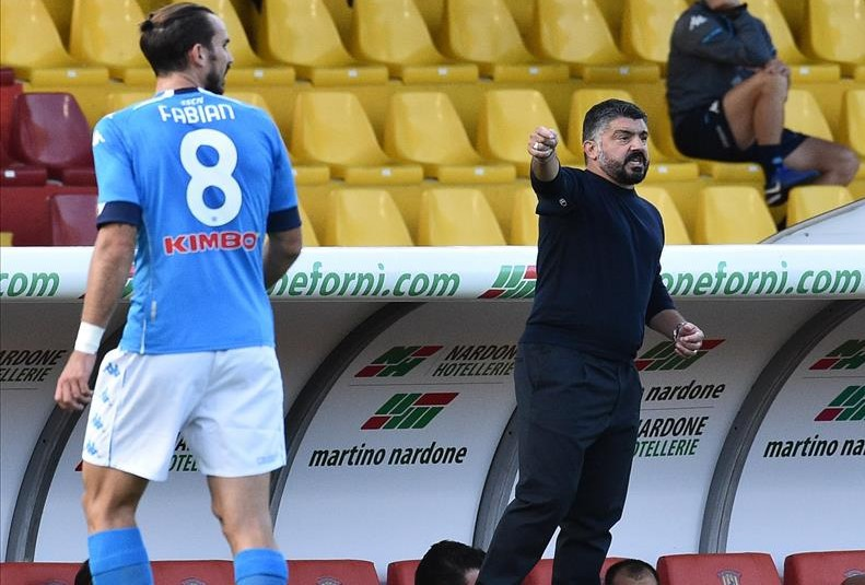 Europa Legue: Gattuso cambia tutto col Rijeka |  Sport e Vai