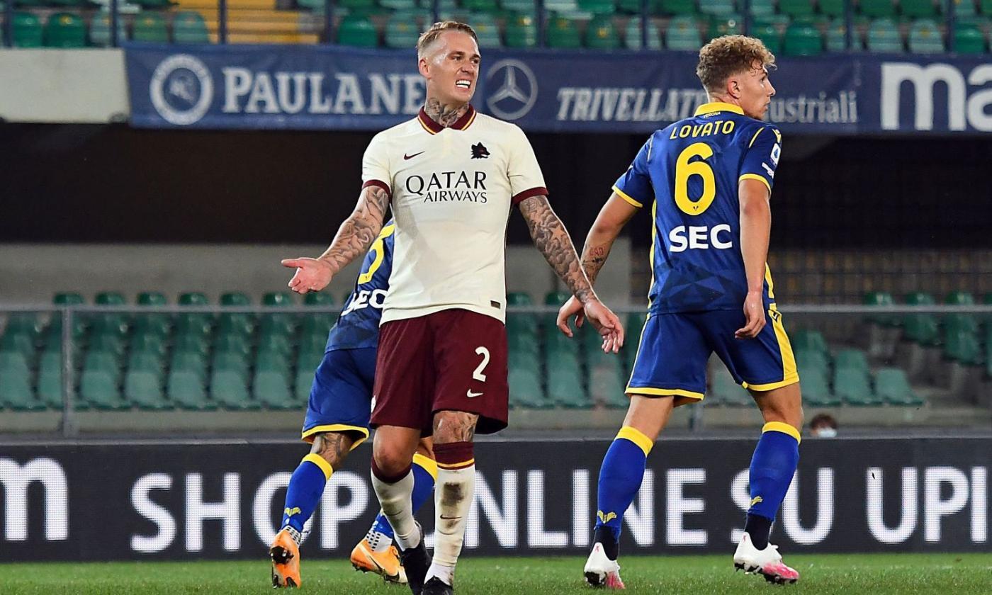 Karsdorp: Zero aspettative alla Roma, sapete che è successo? |  Sport e Vai