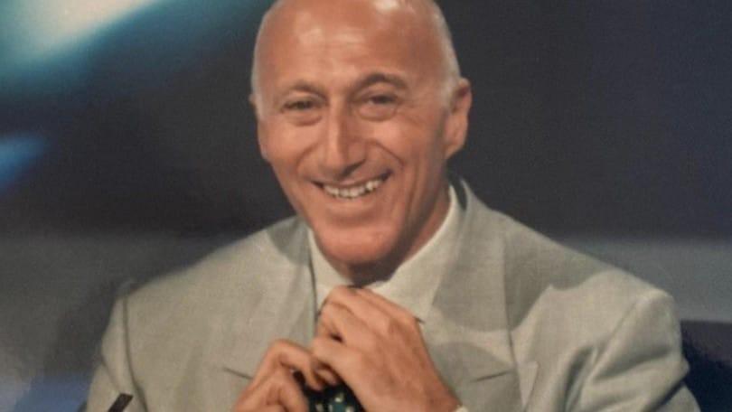 Il commovente ricordo del figlio di Gianfranco De Laurentiis |  Sport e Vai