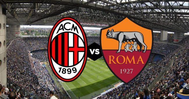 Milan-Roma, cosa cambia nelle formazioni    Sport e Vai