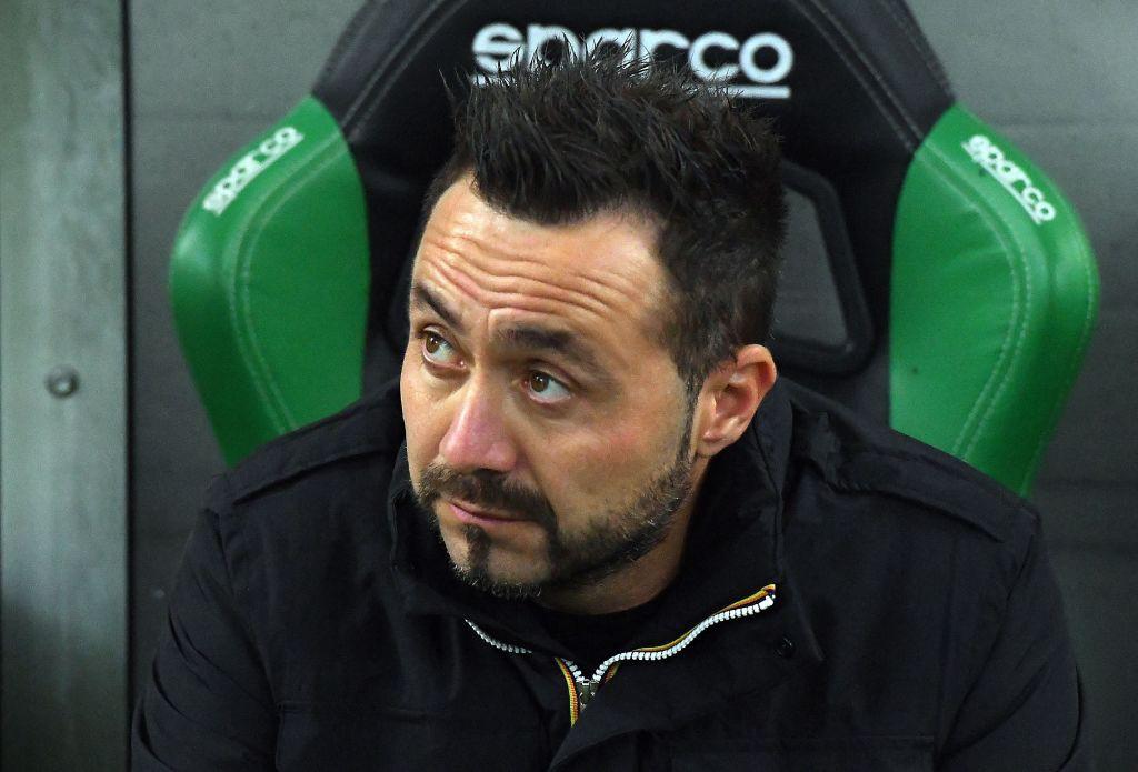 De Zerbi: Se abbiamo stessi punti Napoli un motivo c'è |  Sport e Vai