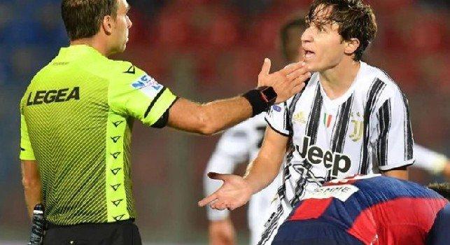 Arbitri serie A, non c'è Giacomelli, a Napoli al Var Fourneau |  Sport e Vai