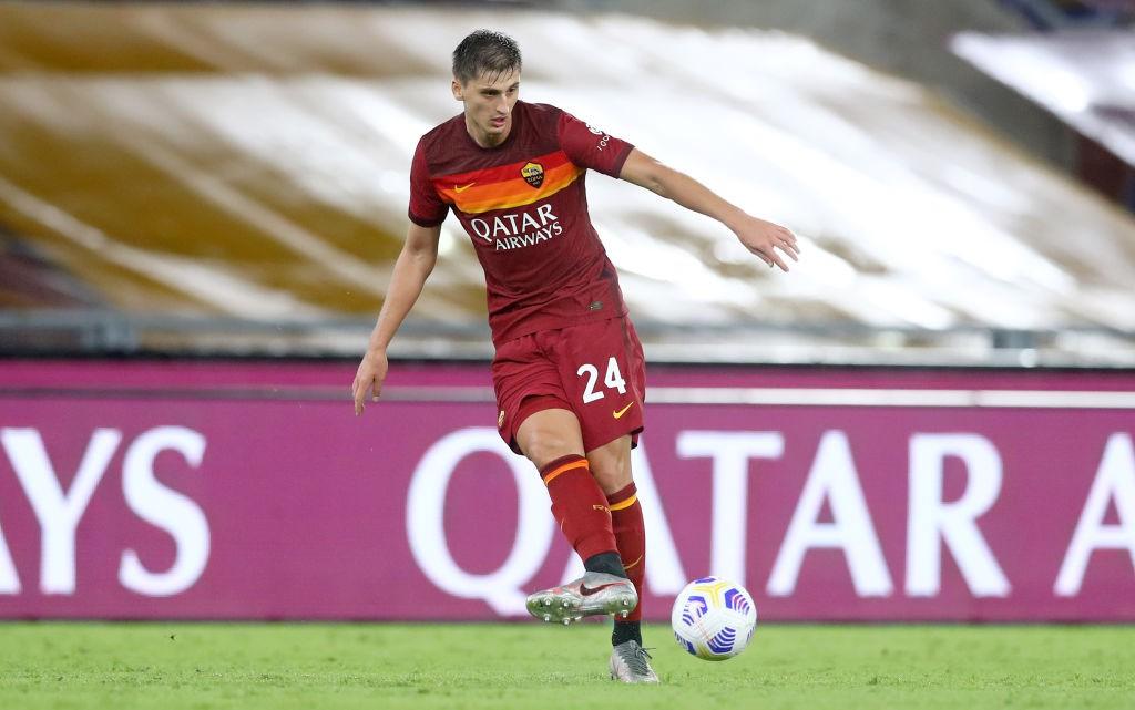 Kumbulla: Mi volevano in tanti ma ho scelto la Roma |  Sport e Vai