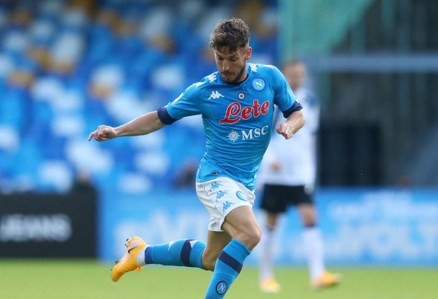 Napoli, Mertens fa gli auguri a Maradona e chiede scusa |  Sport e Vai