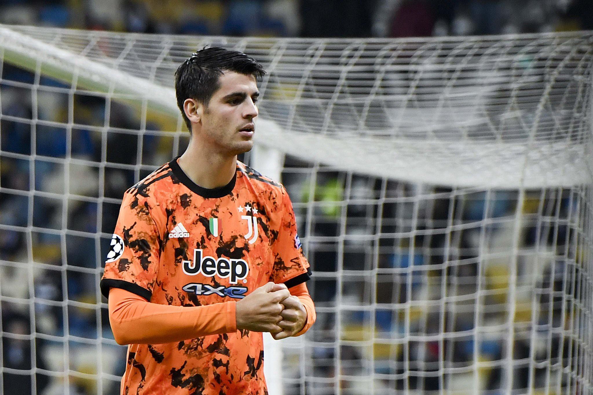 Marelli torna su gol annullato a Morata e spiega la regola |  Sport e Vai