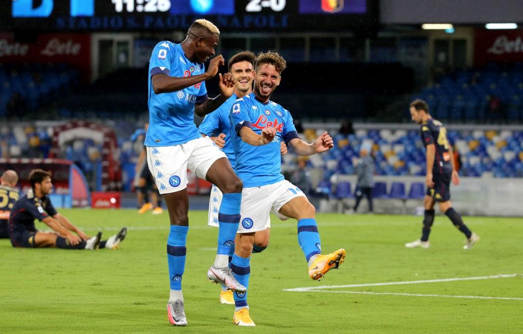 Napoli: C'è il verdetto sull'infortunio di Osimhen |  Sport e Vai