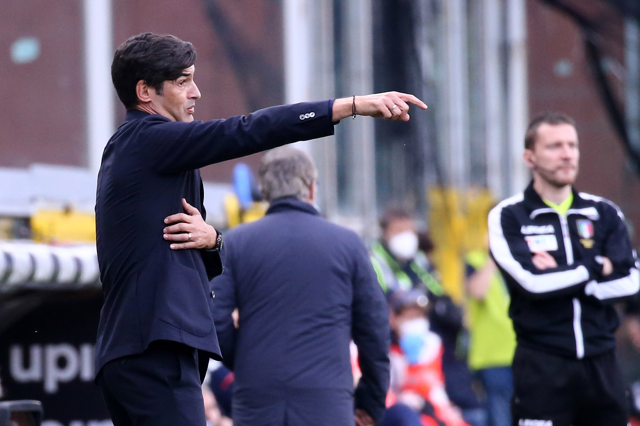 Fonseca: Ora ho capito come ha vinto Mou all'Inter |  Sport e Vai
