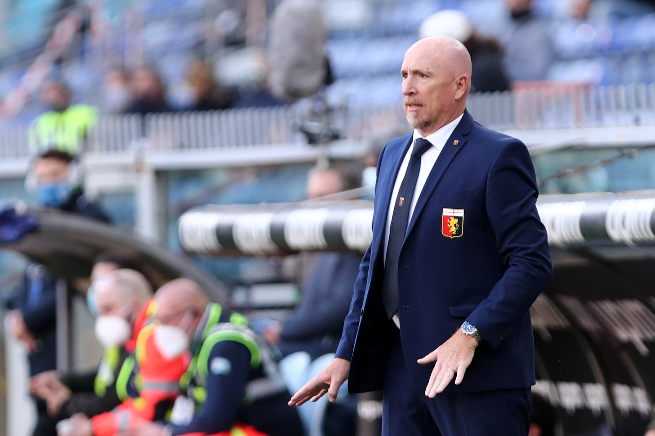 "Maran: ""Napoli-Genoa? Partita falsata"" |  Sport e Vai"