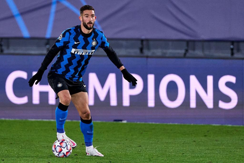 Inter, Gagliardini contento a metà: mi aspettavo altro |  Sport e Vai