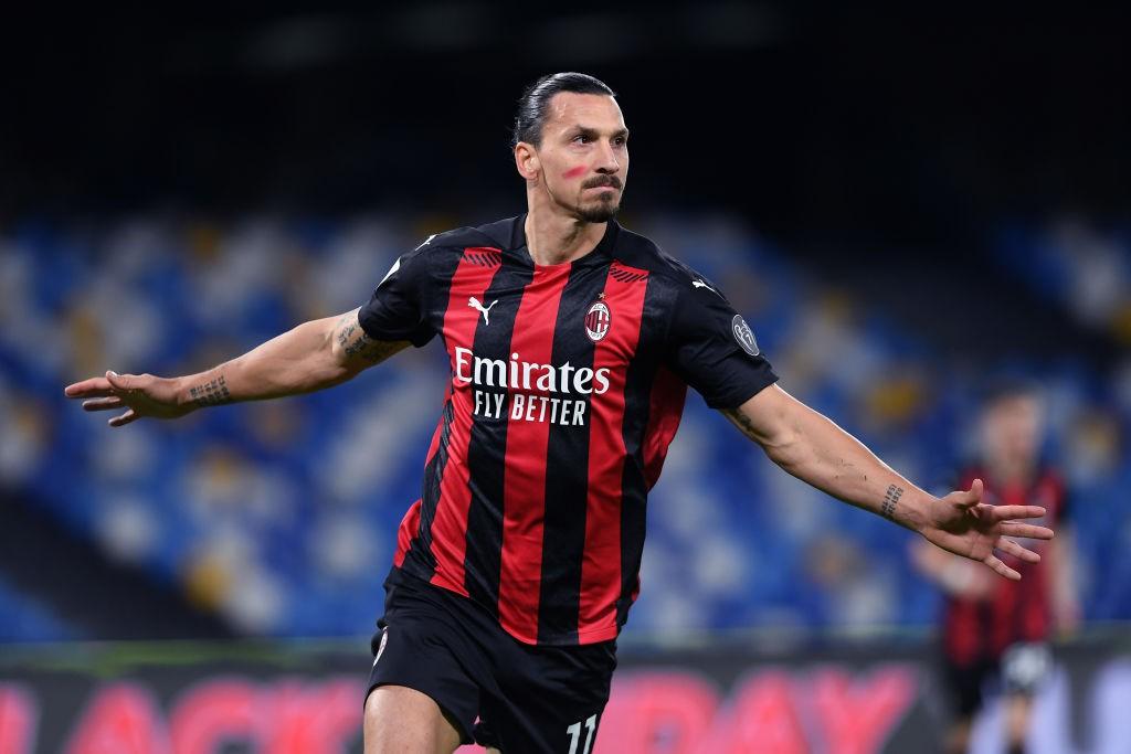 Milan, Ibra da leggenda: solo due meglio di lui |  Sport e Vai