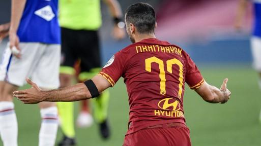 Roma, Mkhitaryan: Vi rivelo un retroscena su Dzeko |  Sport e Vai