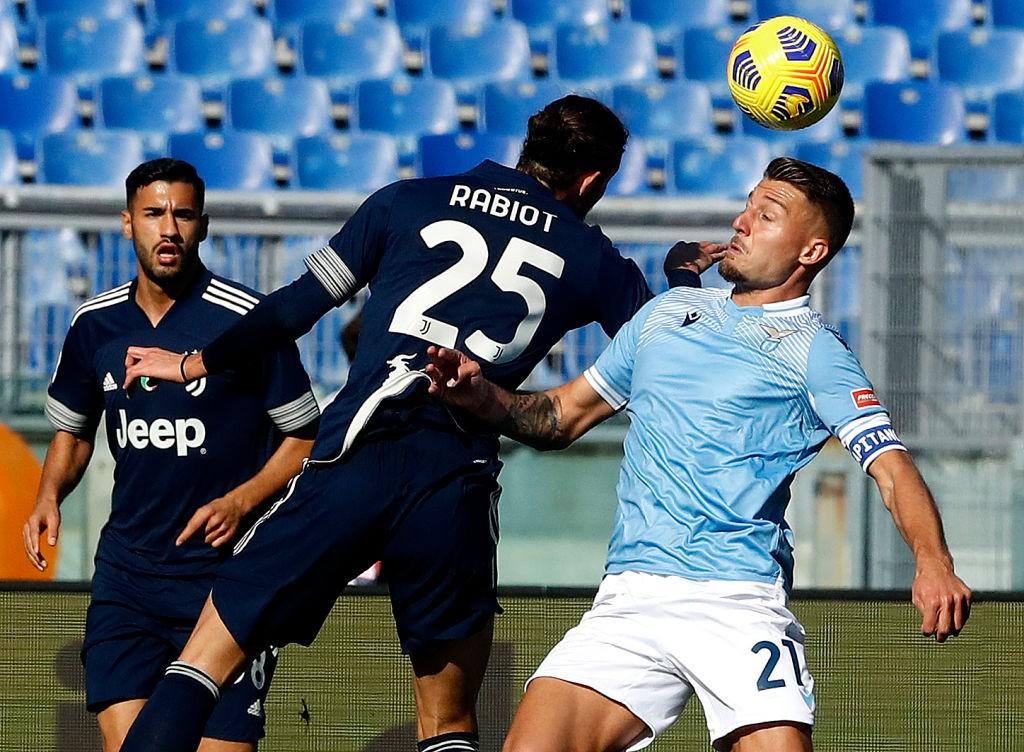 Lazio, Milinkovic: Ecco cosa significa questa vittoria |  Sport e Vai