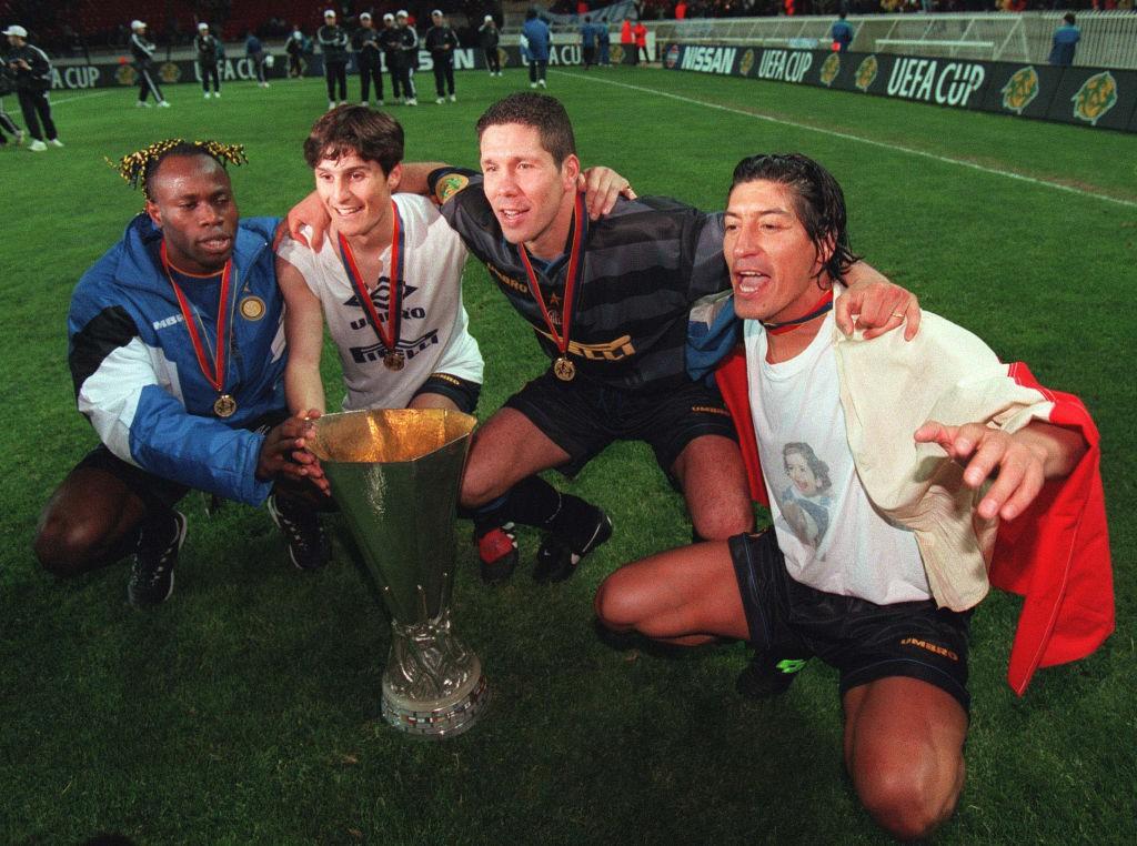 Inter, Zanetti: West una volta stava per strozzare il tecnico    Sport e Vai