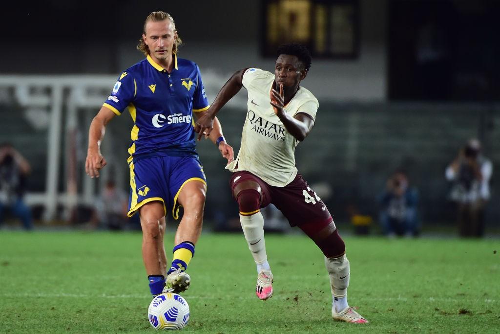 Fece perdere la Roma col Verona e ora è dell'Hellas |  Sport e Vai