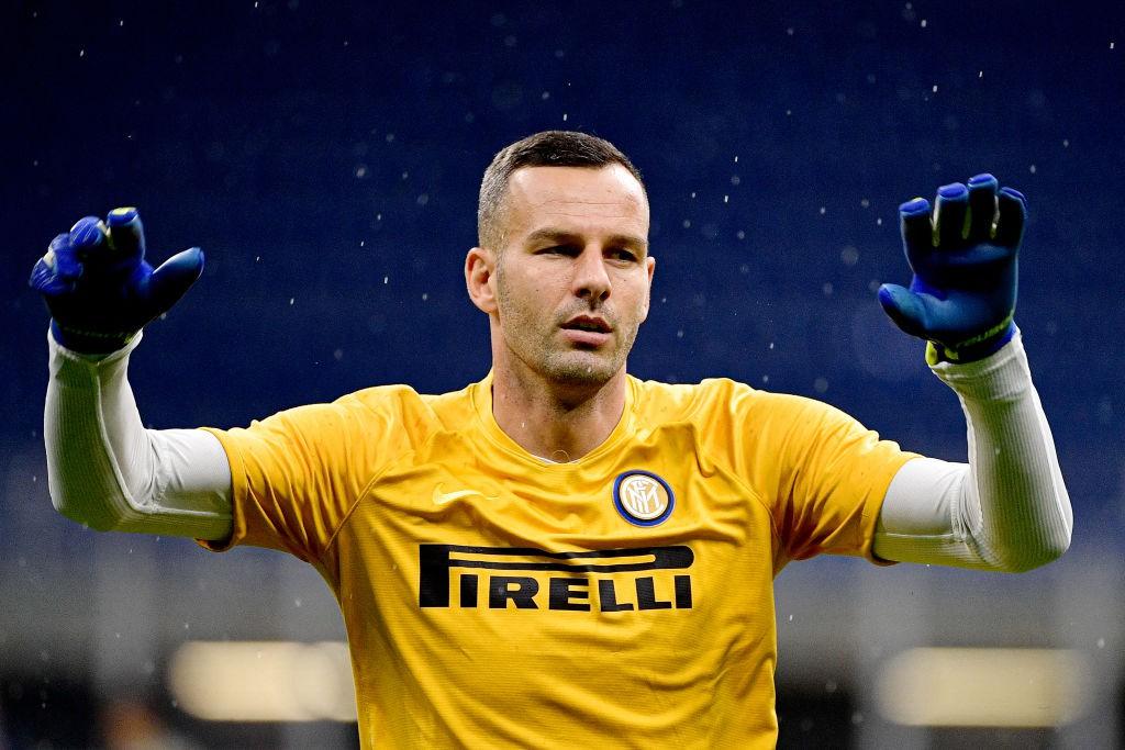 Inter, Frey difende Handanovic |  Sport e Vai