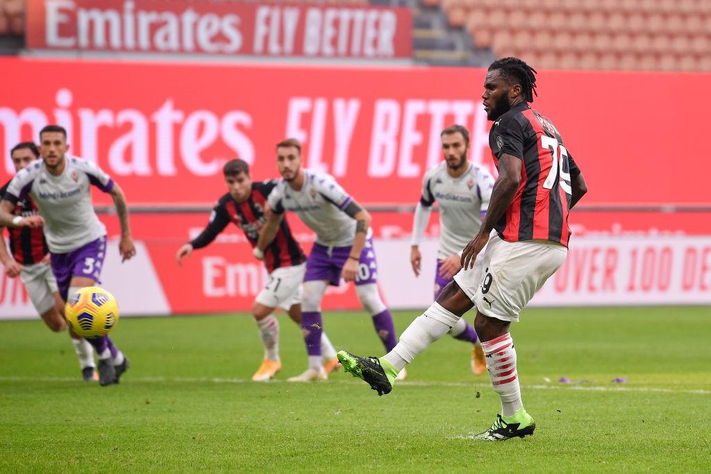 Kessie rivela il prossimo rigorista al Milan |  Sport e Vai
