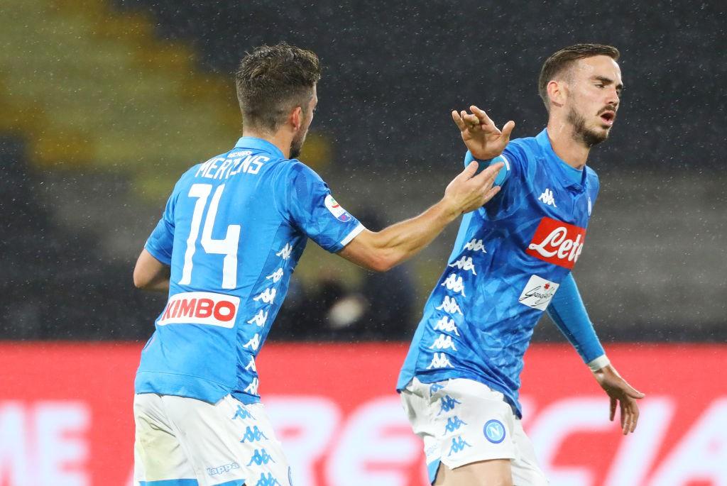 Napoli, Mertens: Per noi non è stata una partita come le altre |  Sport e Vai