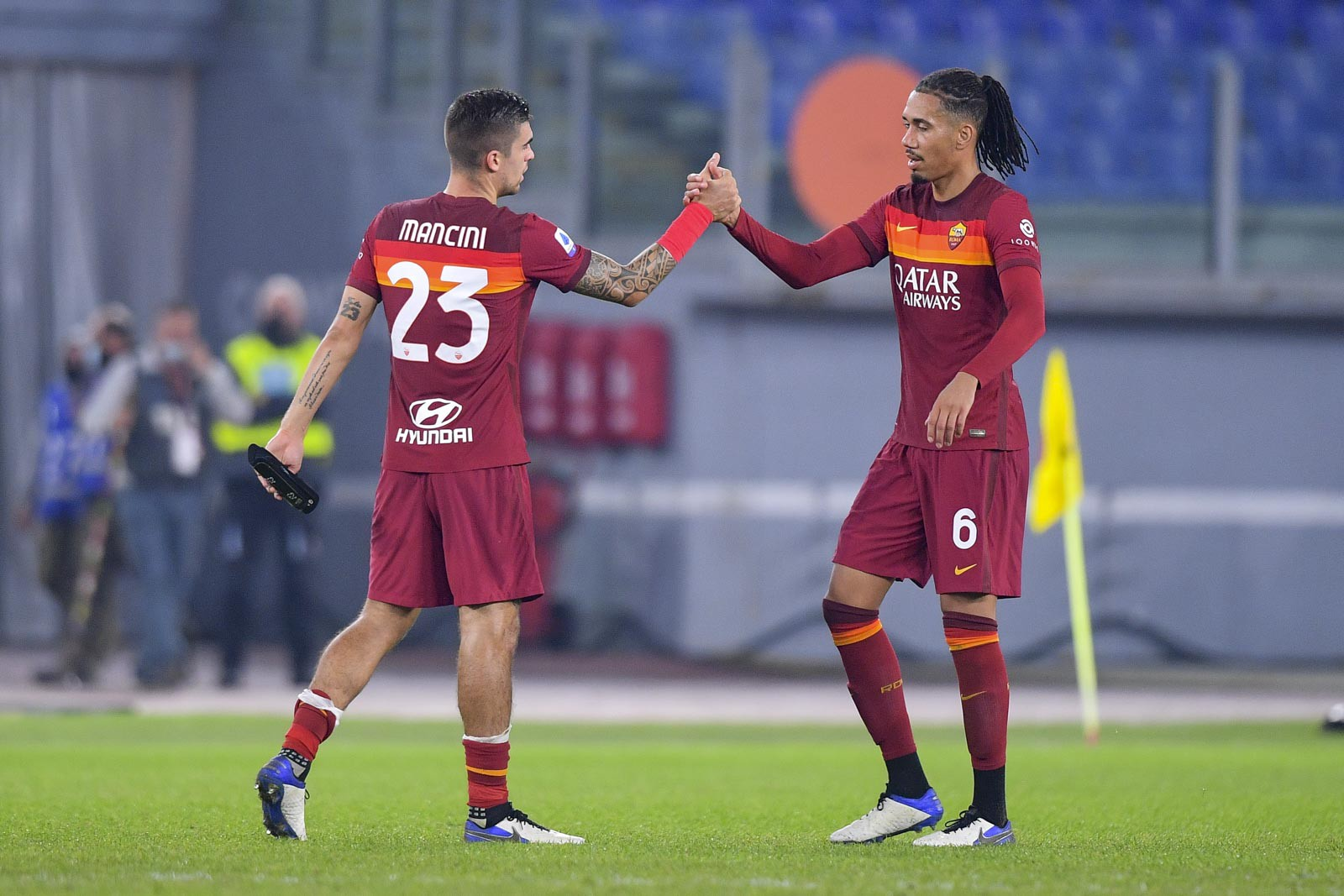 Roma-Manchester United, le formazioni ufficiali |  Sport e Vai