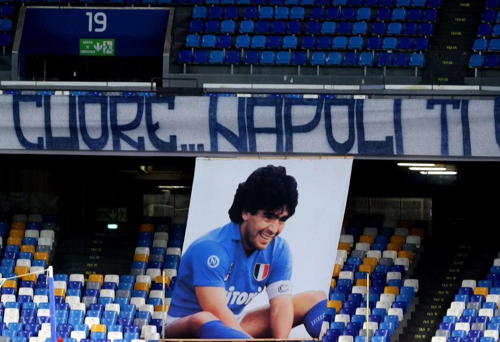 Il sindaco rivela quando sarà ufficiale stadio Maradona |  Sport e Vai
