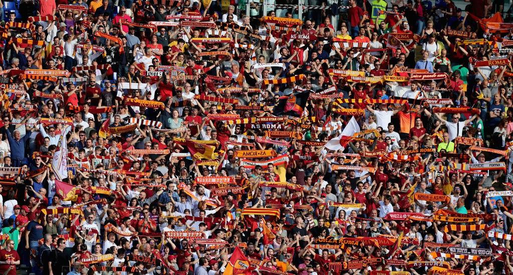 Tifosi Roma eleggono l'eroe preso gratis e trovano l'intruso |  Sport e Vai