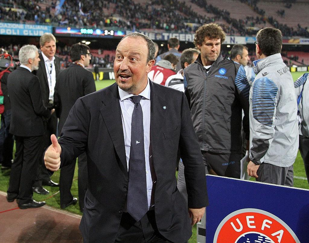 Napoli, senti Alvino: Benitez aveva ragione |  Sport e Vai