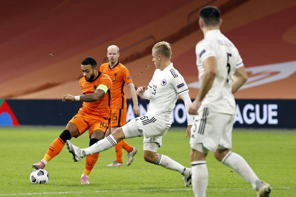 Nations League, dall'Olanda una cattiva notizia per gli azzurri |  Sport e Vai