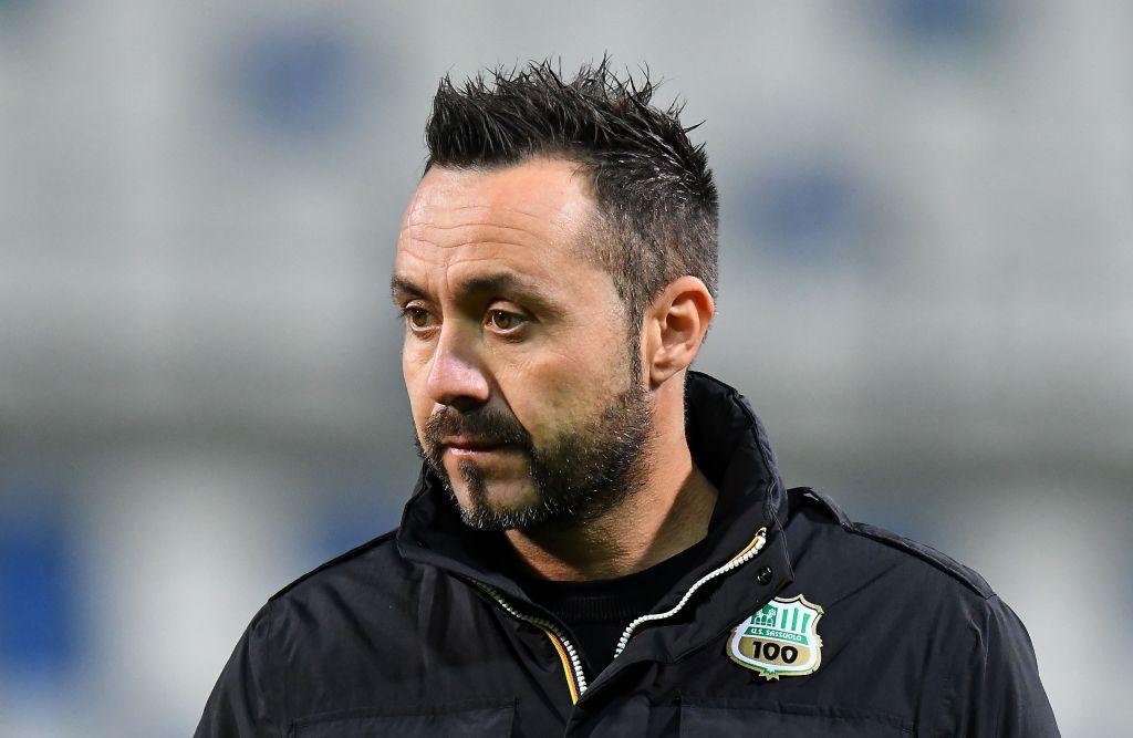 De Zerbi: Per battere l'Inter c'è una formula |  Sport e Vai