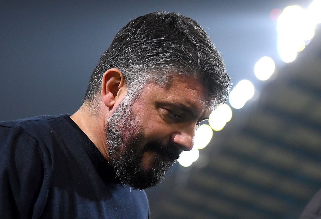 Buona notizia per Gattuso, ma il tecnico ha una richiesta per i suoi |  Sport e Vai