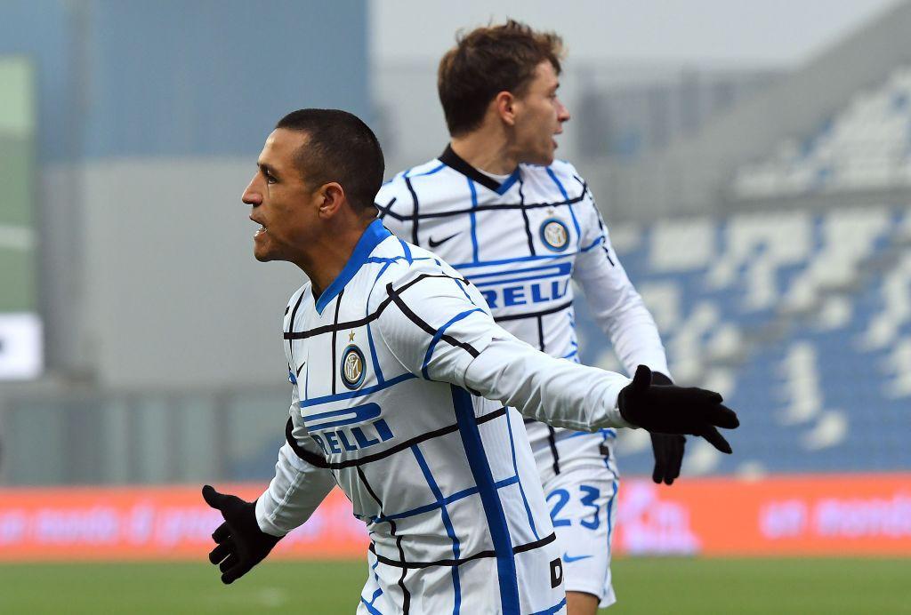 Inter, Sanchez: Mercoledì abbiamo sbagliato l'approccio alla gara |  Sport e Vai
