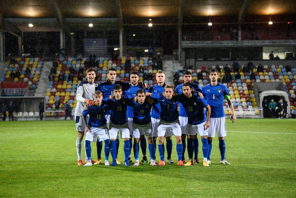 Missione compiuta, l'Italia Under 21 vince e si qualifica |  Sport e Vai