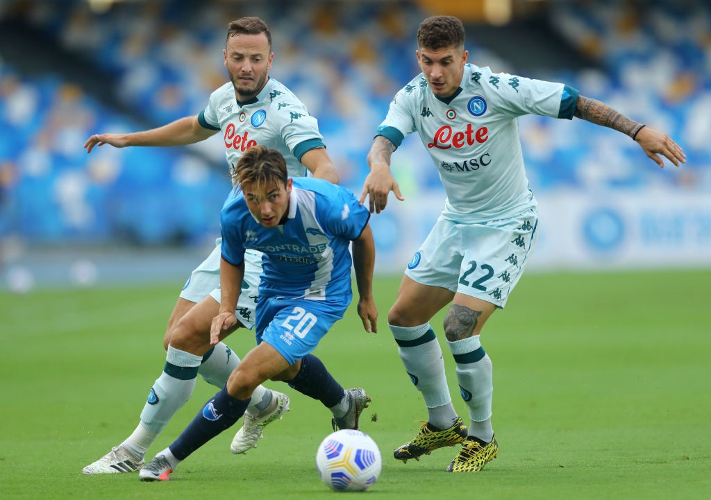 Ufficiale, Napoli: c'è un altro positivo al Covid |  Sport e Vai
